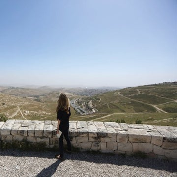 What It Is Really Like To Run Through Israel
