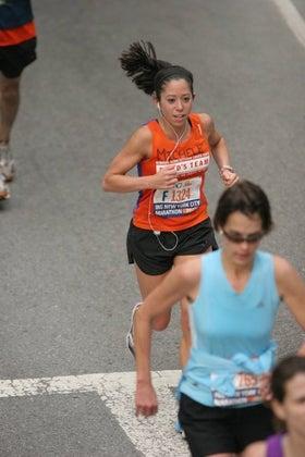nyc marathon 2007