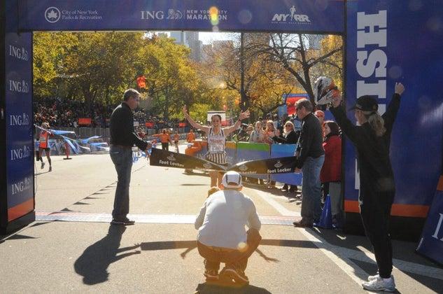 nyc marathon 2011 -2