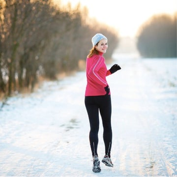 How To Safely Run Through Mud, Snow and Ice