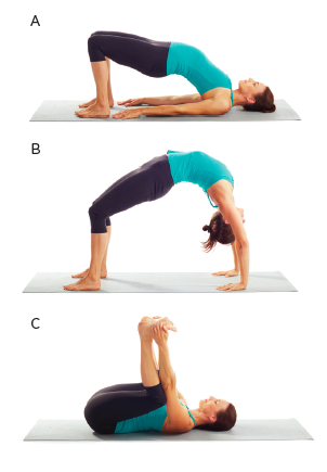 these are the best yoga poses for runners  women's