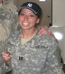 How One Veteran Found Her Love For Running While Deployed
