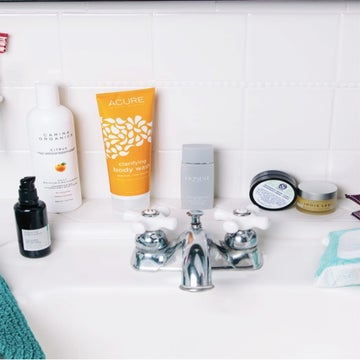 These Products Will Detox Your Bathroom Cabinet