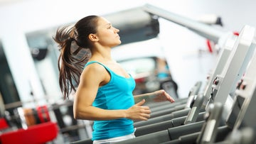 Two Treadmill Workouts To Break Up The Winter Blues