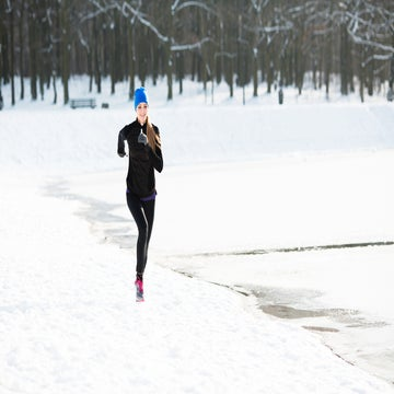 4 Creative Speed Workouts To Beat The Winter Cold