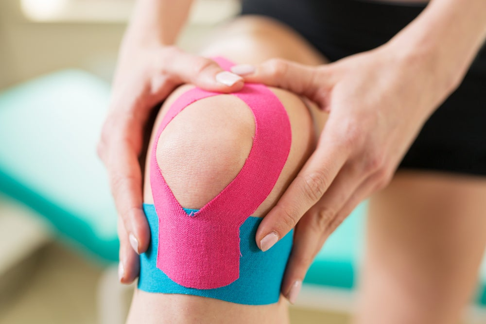 How Does Kt Tape Help Runners Recover Womens Running