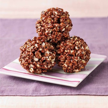 A Tasty Twist On Popcorn Balls
