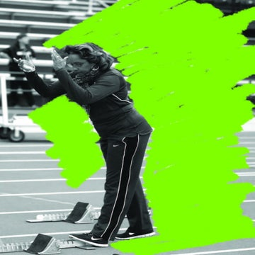 A Trailblazer Among Female Track & Field Coaches