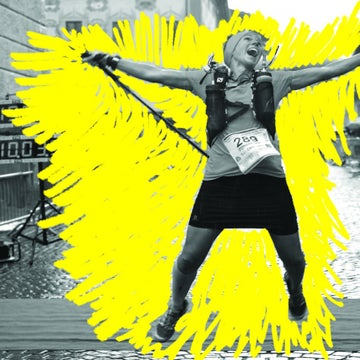 She Ran 155 Miles To Support Women Who Can't Run Safely