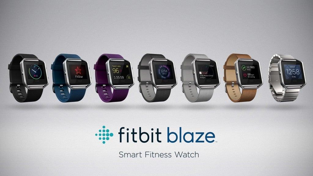 Fitbit Blaze_Lineup