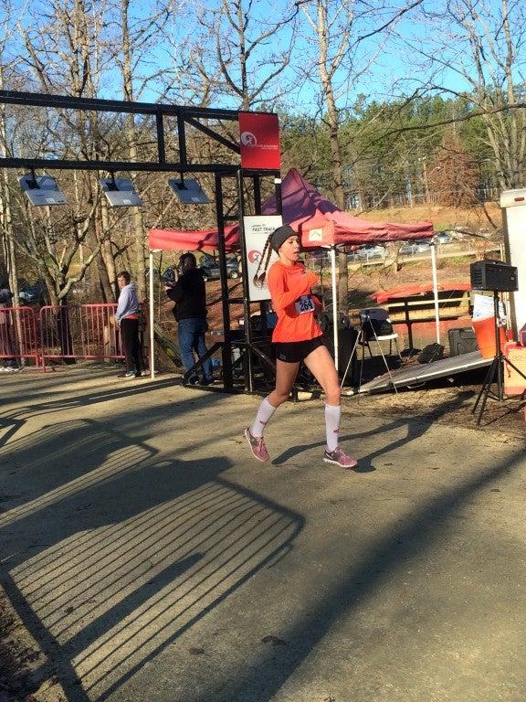 on running, olympic trials, alana hadley