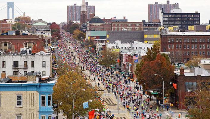 Photo: New York City Marathon
