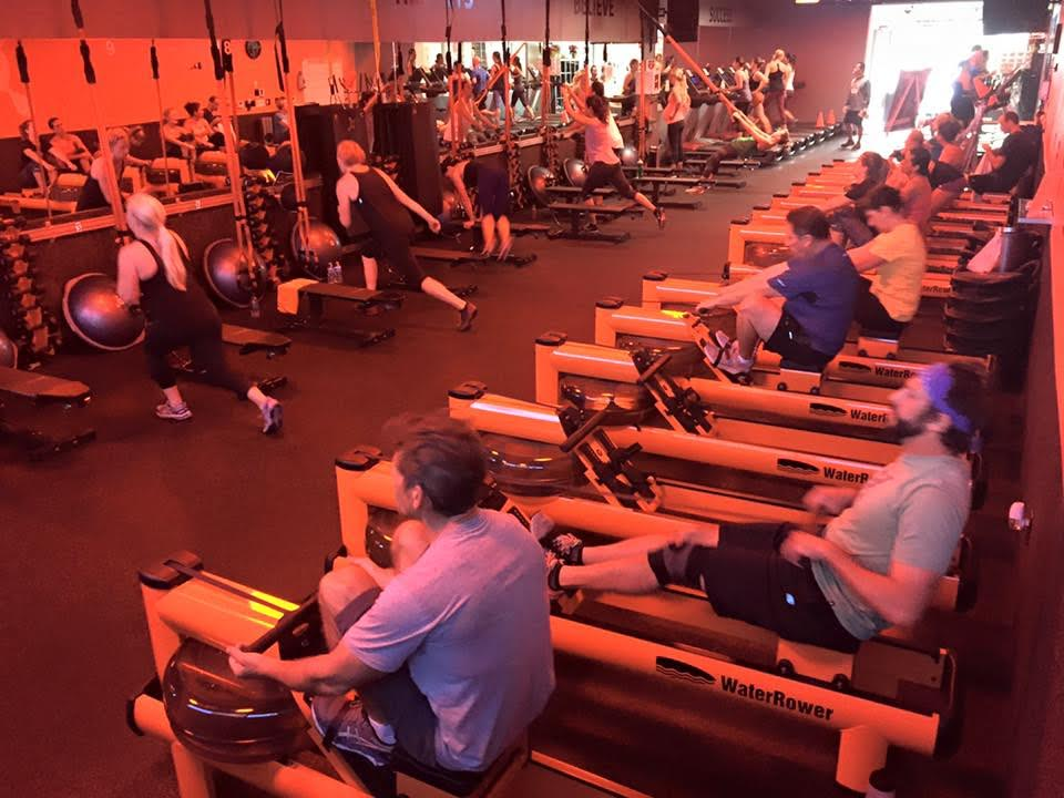 Find Out Why Runners Love Orangetheory