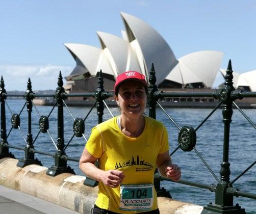 7 Marathons 7 Continents 7 Days Sarah Ames