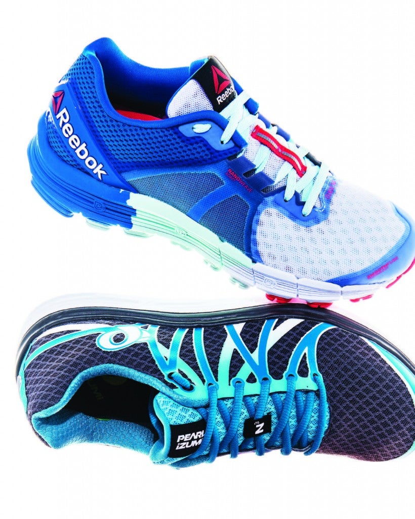 winter road running shoes