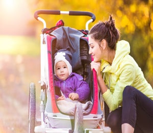 Tips For Breastfeeding Runners