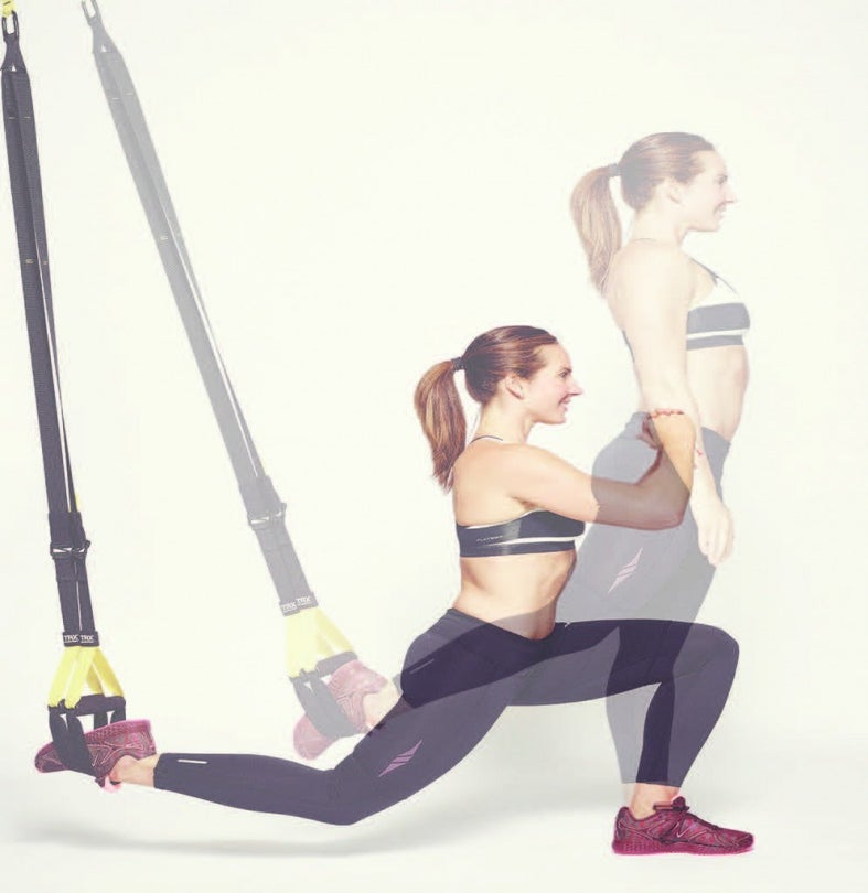 8 TRX Moves That Increase Strength