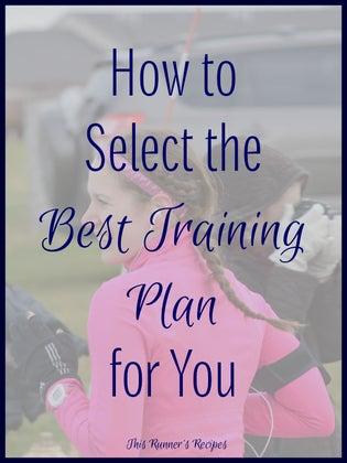 Best-training-plan