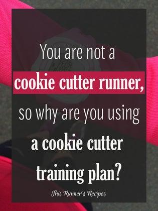 cookie cutter runner