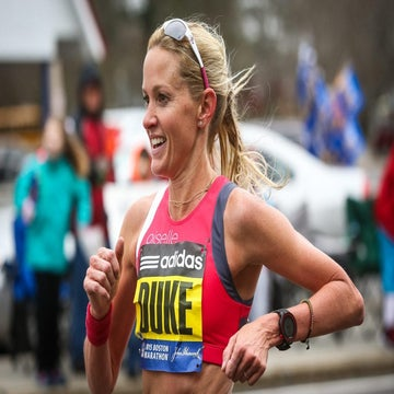 Olympic Trials Qualifier Andrea Duke Shares Her Marathon Tips