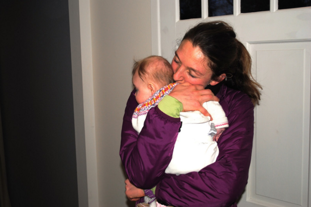 What It's Really Like To Return To Running Postpartum