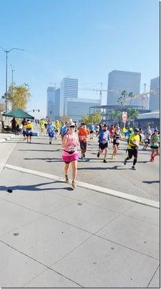 rer los angeles marathon