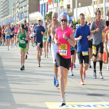 Can A Half Marathon Be Your First Race?