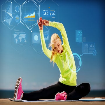 Is The Gamification Of Fitness A Bad Thing?