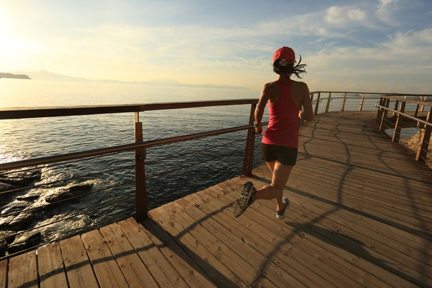 a few great reasons to run today