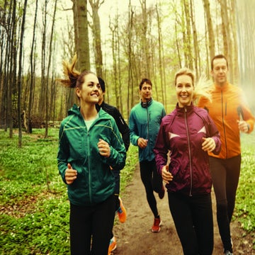 Here's Your Running For Weight Loss 5K Training Plan