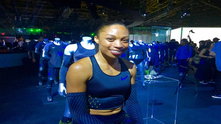 7 Tips For Getting Fast And Strong Like Allyson Felix