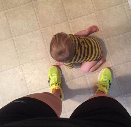 10 Truths About Training For A Marathon Postpartum