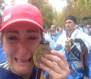 The One Running Selfie We Should Share But Never Do