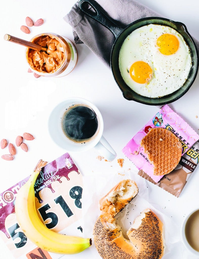 Runners Share Their Go-To Race Day Breakfasts