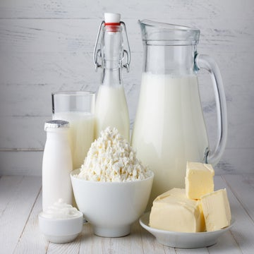 Why Eating Full-Fat Dairy Does A Runner's Body Good