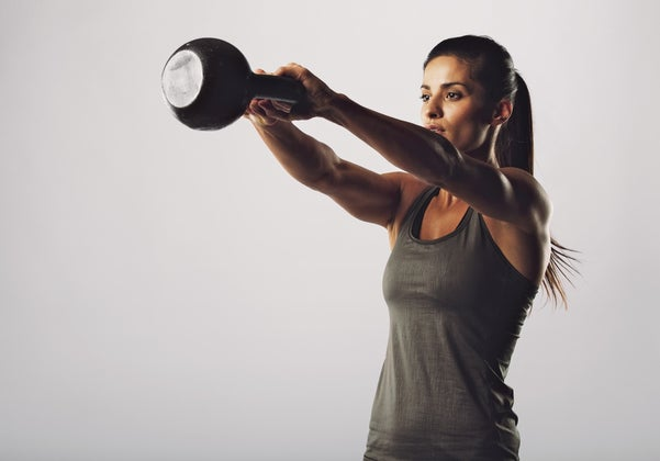 Here's Why Runners Should Use Kettlebells