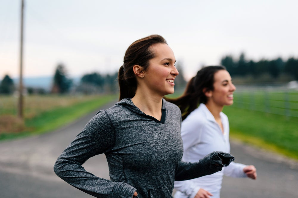 The Differences Between Friends And Running Buddies