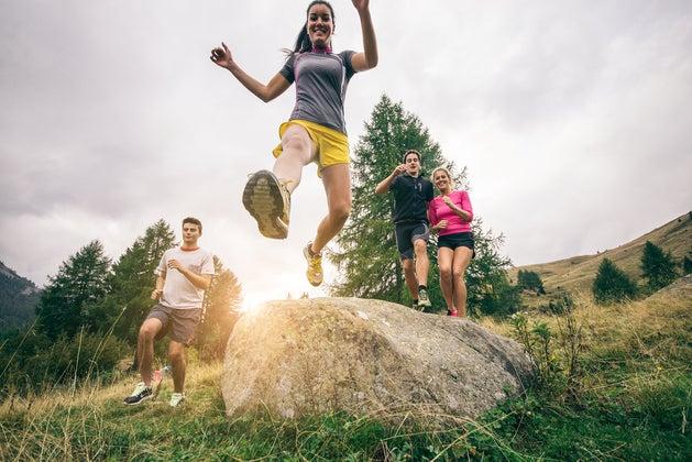 quiz type of runner