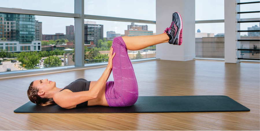 Your 7-Day Routine To A Stronger Core