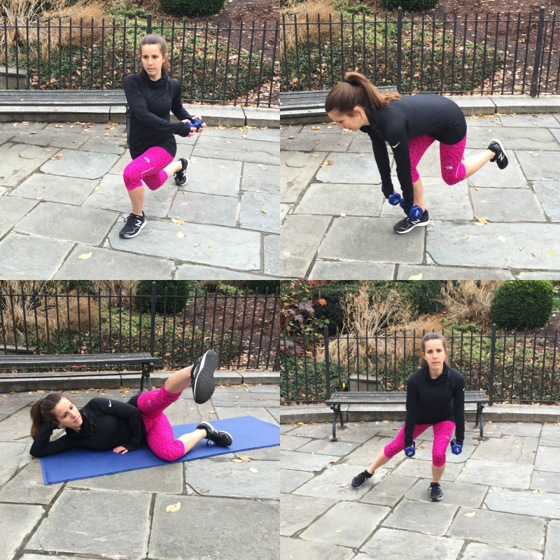 Advanced Glute Exercises WR