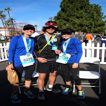 This Runner Qualified For Boston With Her Daughter By Her Side