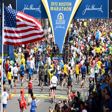 10 People You Should Be Following Before The Boston Marathon