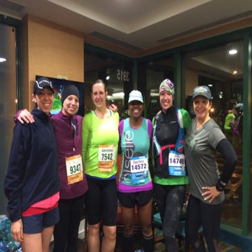 5 Tips For Running A Race With Friends