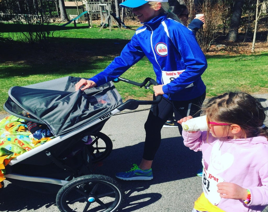 5 Tips To Successfully Run A 5K With Kids In Tow