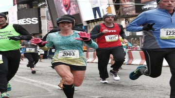The Life Points That Running Can Earn You