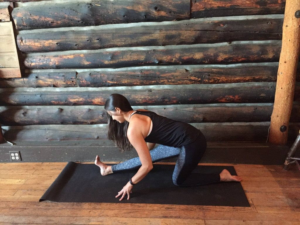 5 Yoga Poses You Should Do After Every Run