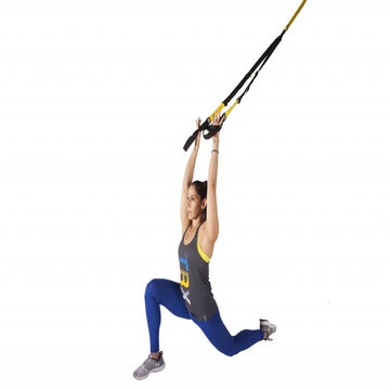 How To Get Started With TRX Yoga