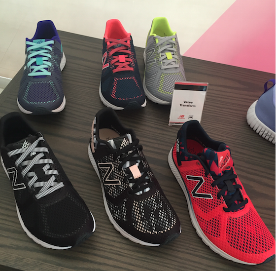 Fall Line From New Balance