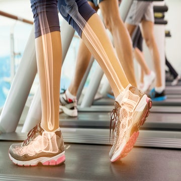 What Women Runners Need To Know About Bone Health