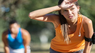 5 Ways To Beat The Hot, Hot Heat On The Run